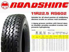 11R22.5 ROADSHINE 16PR RS602 T/L