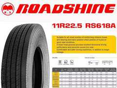 11R22.5 ROADSHINE 16PR RS618A T/L