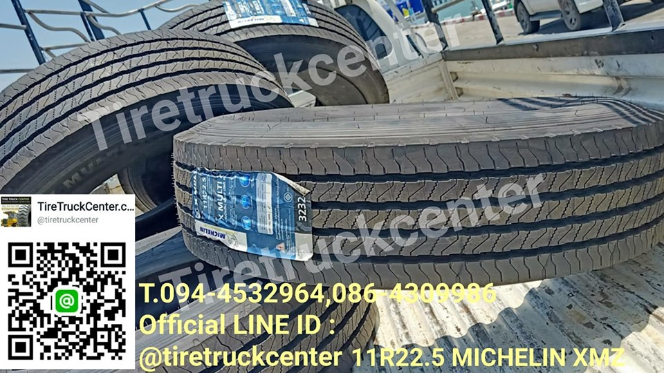 11R22.5 16PR X MULTI Z MICHELIN